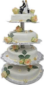 Konditorei Sweet Temptation, für Hochzeitstorten, Motivtorten ...