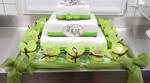 Hochzeitstorte Cupcake-Kombinationen: Surprise