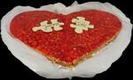 Hochzeitstorte Obsttorten: Puzzleteile